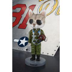 Tomcat Bobblehead