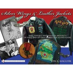 Silver Wings & Leather Jackets Book