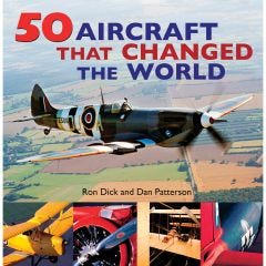 50 Aircraft That Changed the World Book