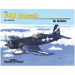 F4U Corsair In Action Book