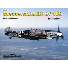 Messerschmitt Bf 109 In Action Book