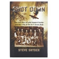 Shot Down Signed Book