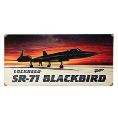 """Lockheed SR-71 Blackbird - -11.5"""" x 23.5"""""""