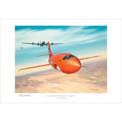 Yeager's Conquest-Mach 1 Print