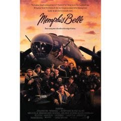 Memphis Belle Original Movie Poster