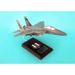 F-15c Eagle 1/42 (CF015cts) Mahogany Aircraft Model