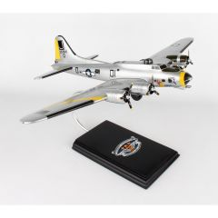 B-17G LIBERTY BELLE 1/60 (AB17LBT) Mahogany Aircraft Model