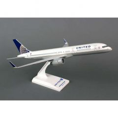 Skymarks United 757-200er 1/150 Post Co Merger Livery