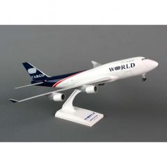 Skymarks World Airways 747-400bcf 1/200 W/Gear