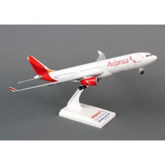 Skymarks Avianca A330-200 1/200 W/Gear New Livery