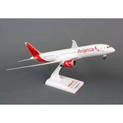 Skymarks Avianca 787-8 1/200 W/Gear New Livery