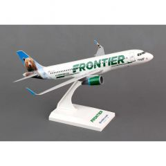 Skymarks Frontier A320 1/150 W/Sharklets Grizwald The Bear