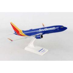 Skymarks Southwest 737-MAX8 1/130 W/Wifi Dome