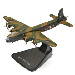 Short Stirling Bomber Die-Cast Model