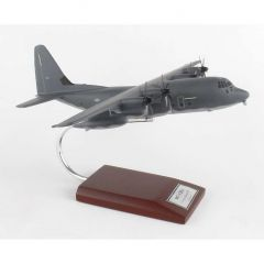 USAF HC/MC-130j 1/100 Mahogany Aircraft Model