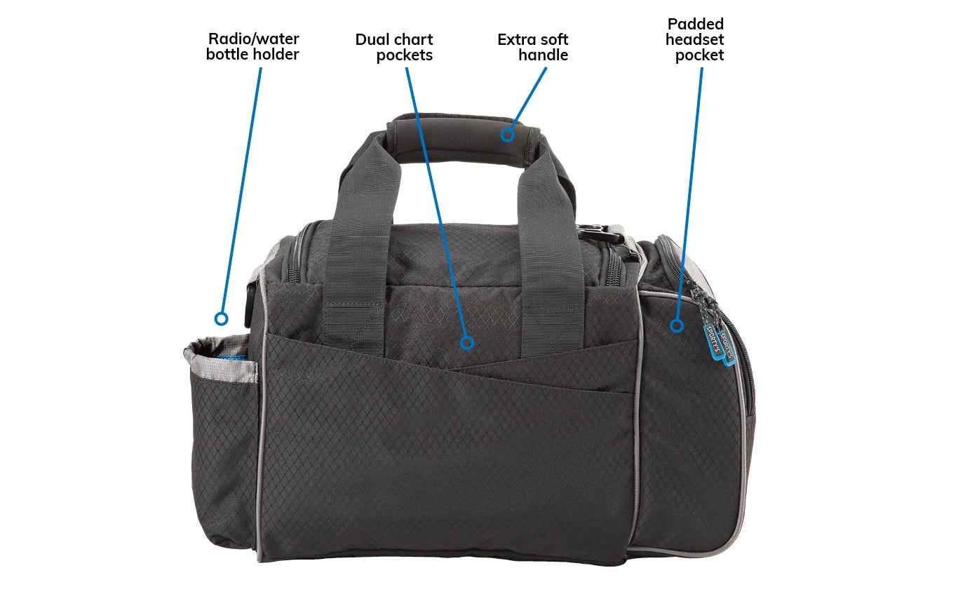 Crosswind Bag back