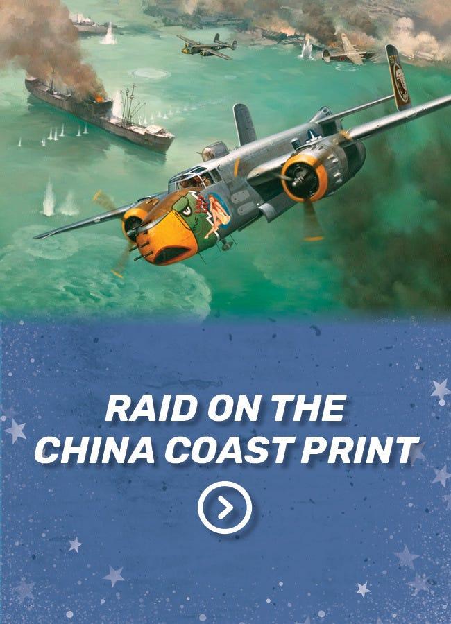 Raid of China
