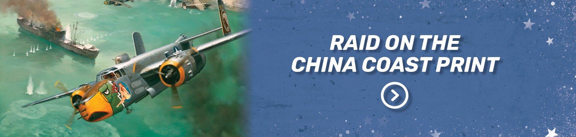 Raid on China
