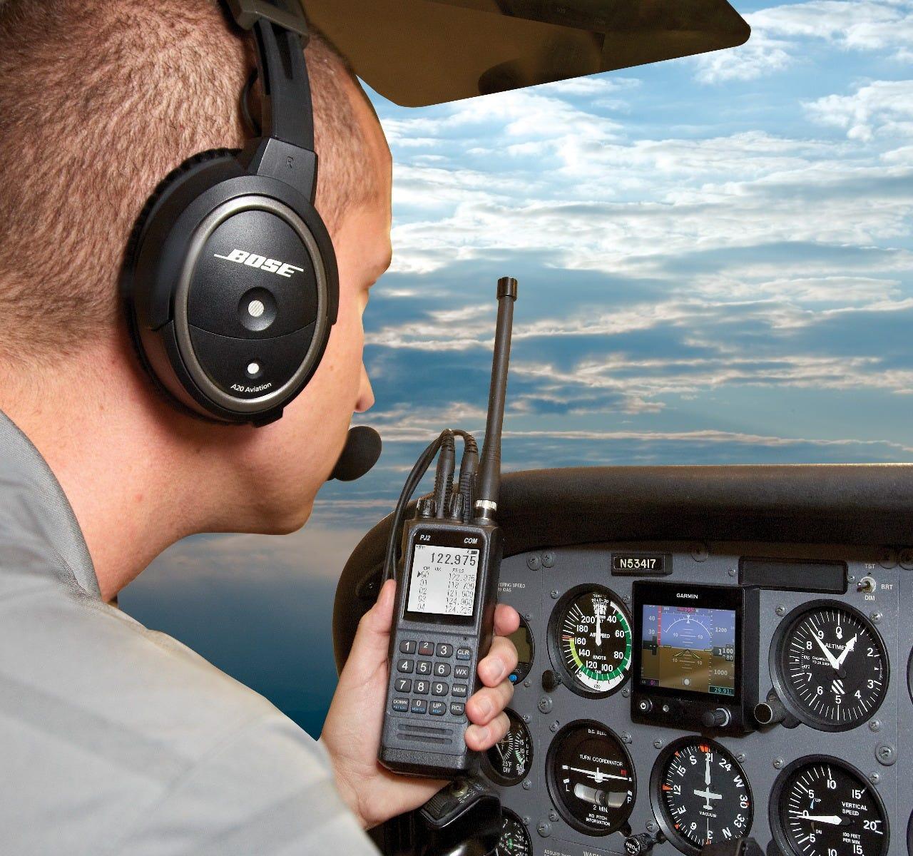 pilot using pj2