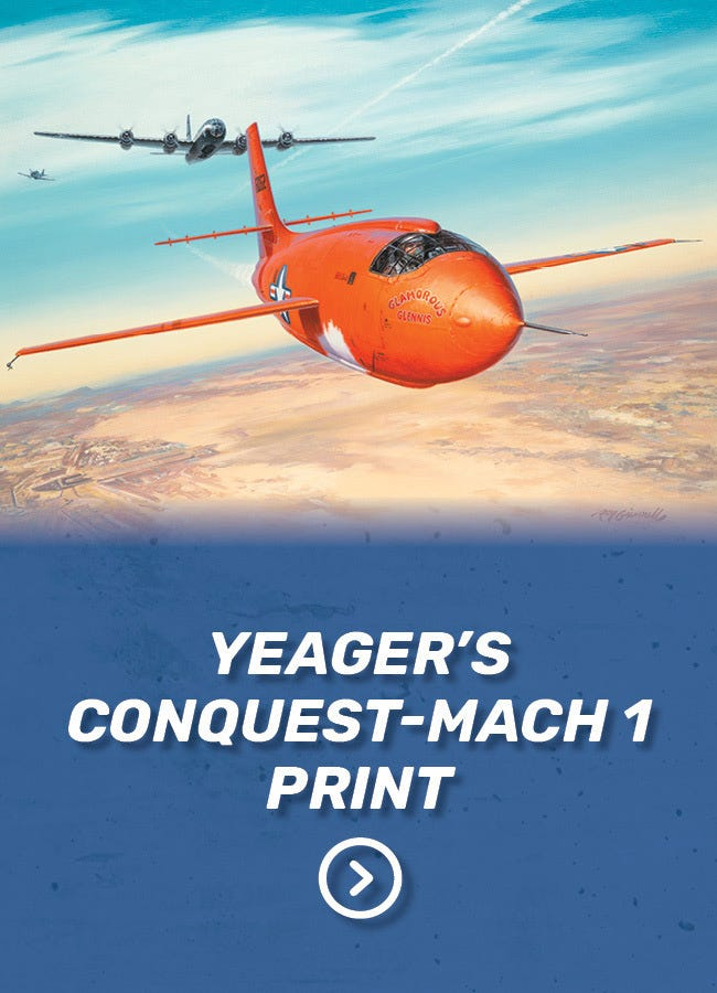 Yeager Print