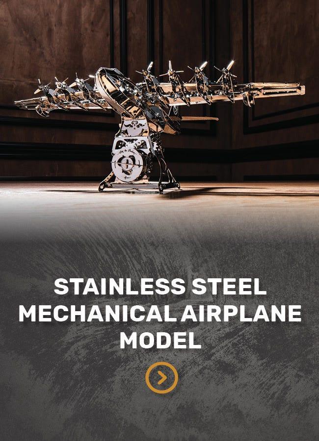 Mechanical Airplane