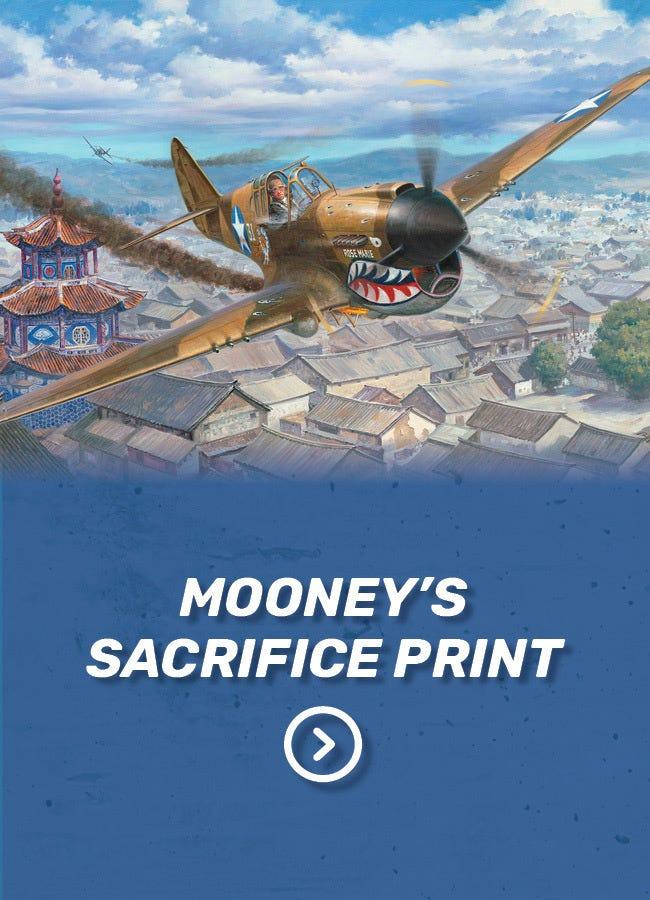 Mooney's Sacrifice